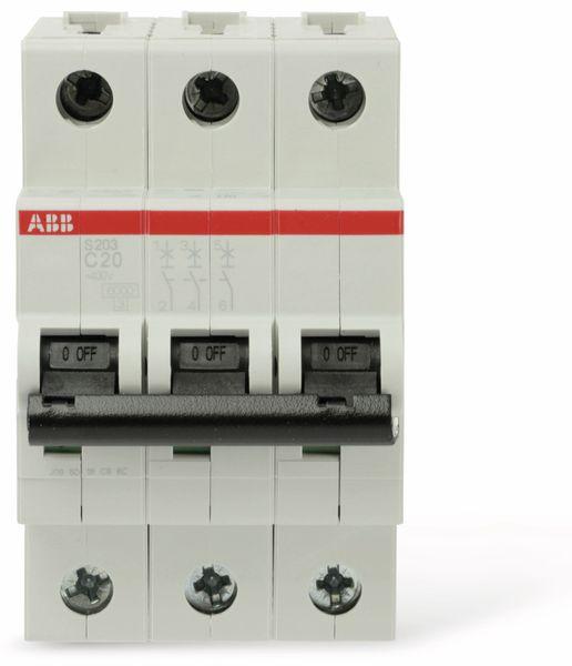 Leitungsschutzschalter ABB S203-C20 - Produktbild 3