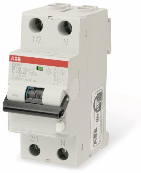 Fehlerstrom-Schutzschalter ABB DS201A-B16/0,03 - Produktbild 1