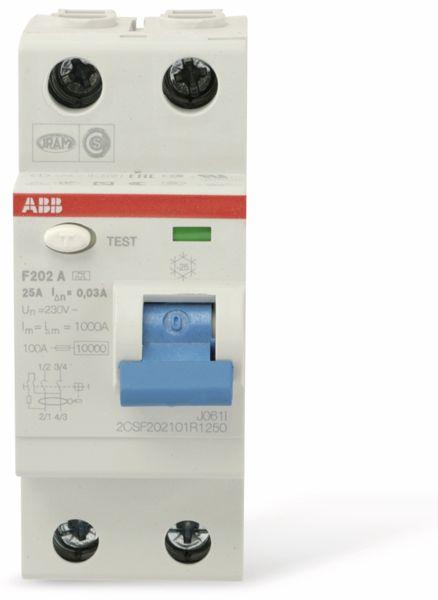 Fehlerstrom-Schutzschalter ABB F202A-25/0,03 - Produktbild 3