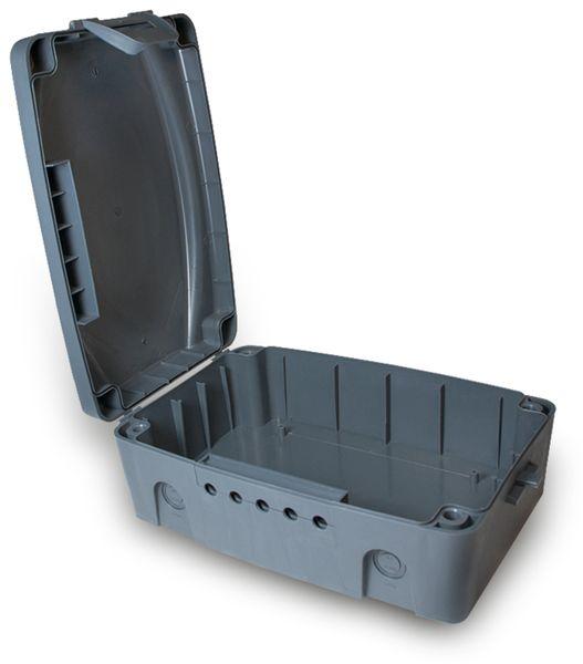 Sicherheits-Box LogiLink LPS223, grau, 302x210x115 mm - Produktbild 3