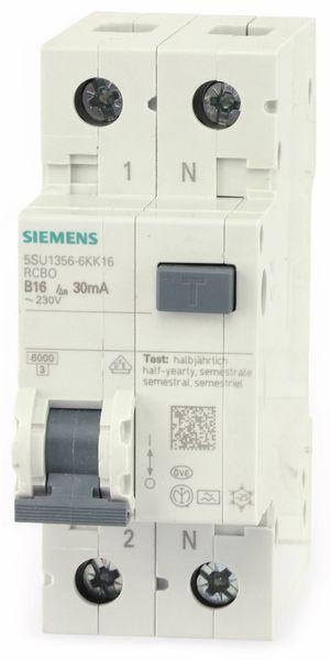 Fehlerstrom-Schutzschalter SIEMENS 5SU1356-6KK16 - Produktbild 1