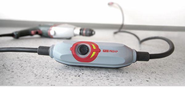 Sicherheitsleitung, PCE, PRCD-S+, 30mA - Produktbild 3