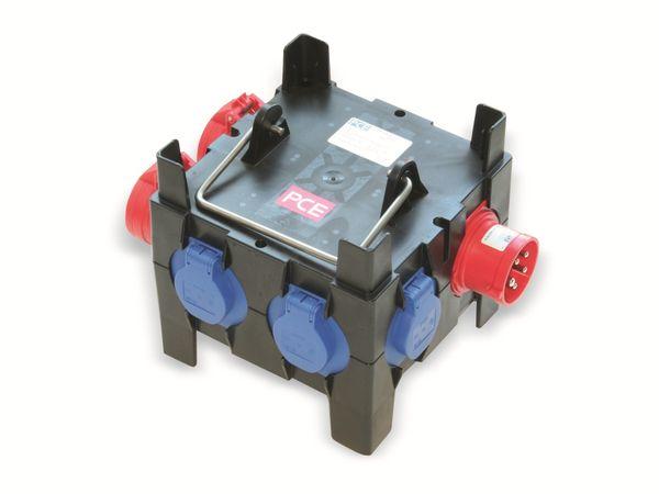 Stromverteiler, IMST, 2x CEE 16A, 4x Schuko