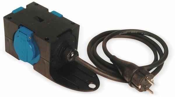 Stromverteiler, St. Anton, PCE, 3x Schutzkontakt-Steckdose
