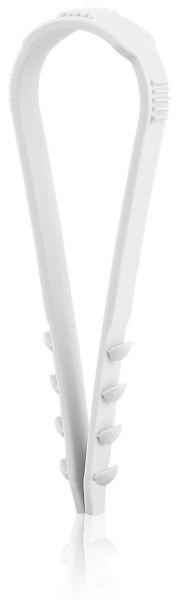 Stecklasche Spannbereich 8-28 mm, 100 Stück