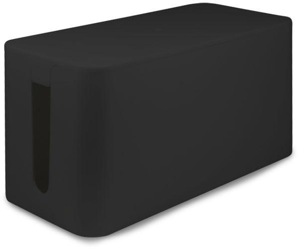 Kabelbox LOGILINK KAB0060, schwarz