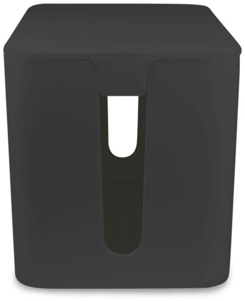 Kabelbox LOGILINK KAB0060, schwarz - Produktbild 2