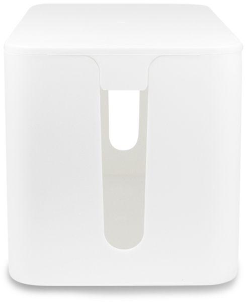 Kabelbox LOGILINK KAB0061, weiß - Produktbild 2