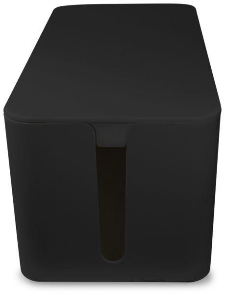 Kabelbox LOGILINK KAB0061, schwarz - Produktbild 2
