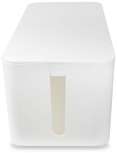 Kabelbox LOGILINK KAB0062, weiß - Produktbild 2