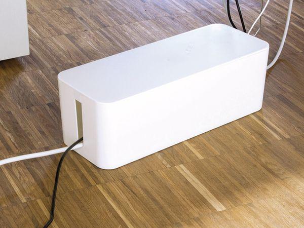 Kabelbox LOGILINK KAB0062, weiß - Produktbild 5