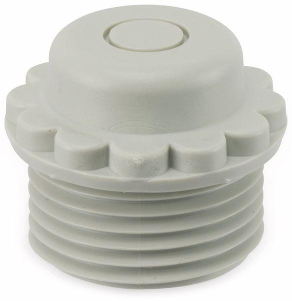 Einschraubnippel mit geschlossener Kabeleinführung, M20 - Produktbild 1