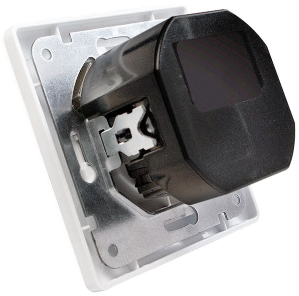 Schutzkontaktsteckdose LOGILINK PA0162, 2x USB - Produktbild 3