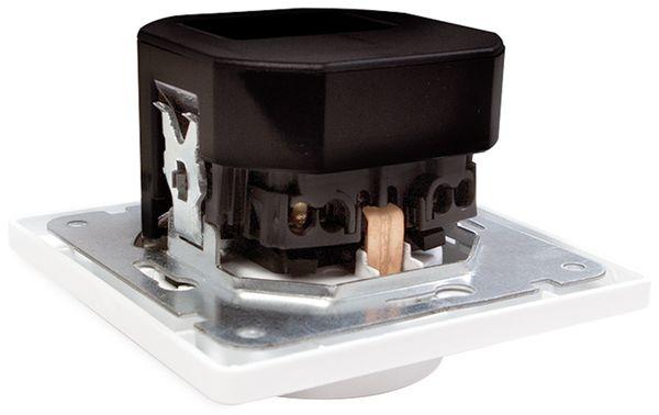 Schutzkontaktsteckdose LOGILINK PA0162, 2x USB - Produktbild 4