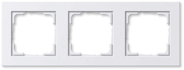 GIRA SYSTEM E2 021329, 3-fach Rahmen