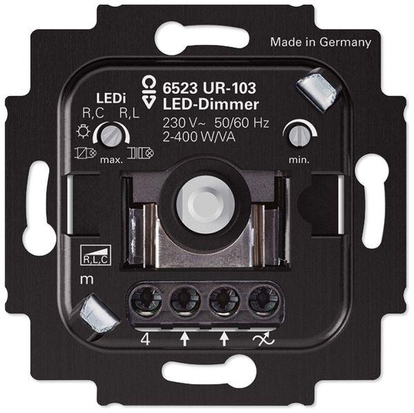 BUSCH-JAEGER UP-Einsatz UR-103, LED-Drehdimmer