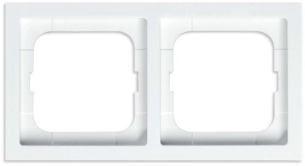 BUSCH-JAEGER Future Linear 1722-184K, 2-fach Rahmen