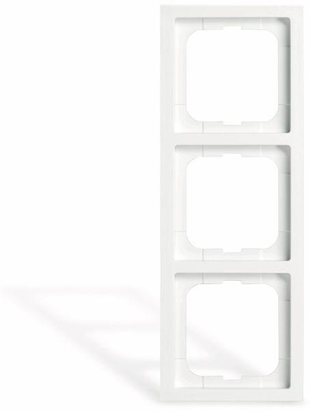BUSCH-JAEGER Future Linear 1723-184K, 3-fach Rahmen