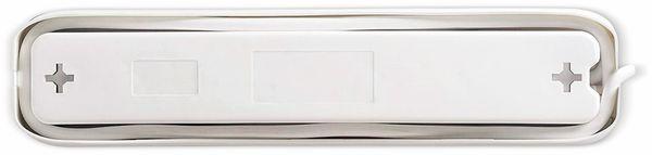 Steckdosenleiste MASTERPLUG, 6-fach,2x USB, Schalter, weiß - Produktbild 3