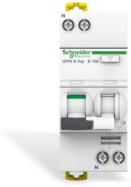 Fehlerstrom-Schutzschalter SCHNEIDER A9D56616, B, 16A - Produktbild 2