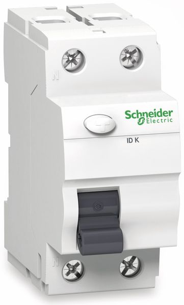 Fehlerstrom-Schutzschalter SCHNEIDER A9Z01225, 25A