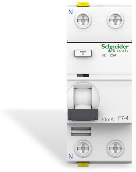 Fehlerstrom-Schutzschalter SCHNEIDER A9Z21225, 25A - Produktbild 2