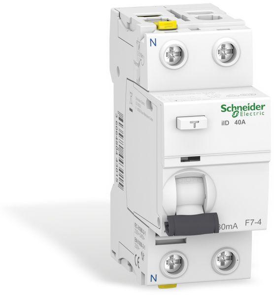 Fehlerstrom-Schutzschalter SCHNEIDER A9Z21240, 40A