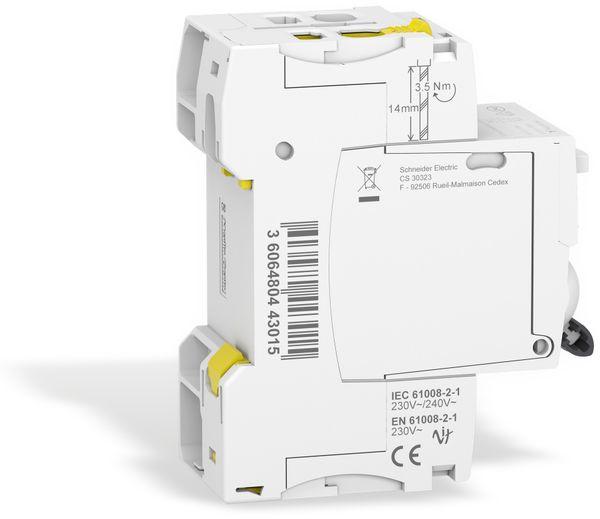 Fehlerstrom-Schutzschalter SCHNEIDER A9Z21240, 40A - Produktbild 3