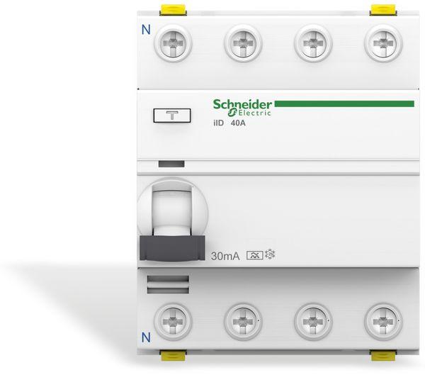 Fehlerstrom-Schutzschalter SCHNEIDER A9Z21440, 40A - Produktbild 2