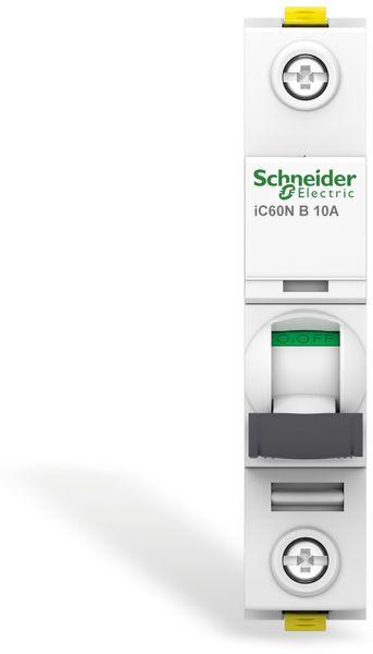 Leitungsschutzschalter SCHNEIDER A9F03110, iC60N, B, 10A - Produktbild 2