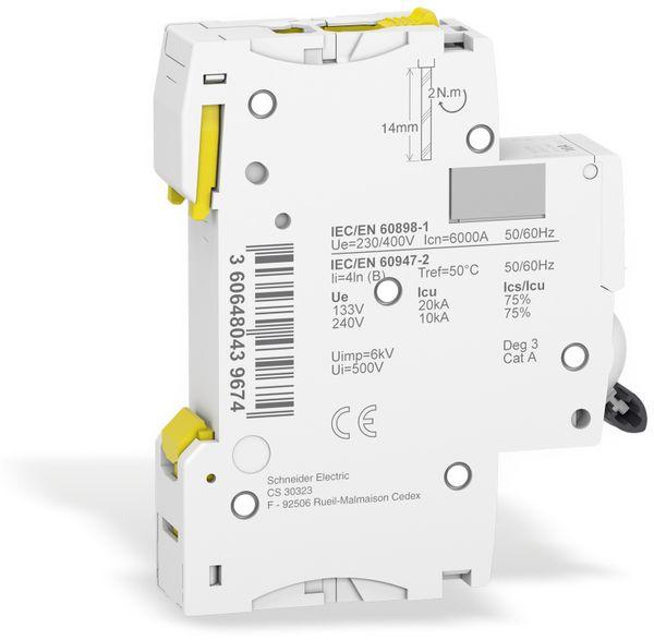 Leitungsschutzschalter SCHNEIDER A9F03110, iC60N, B, 10A - Produktbild 3
