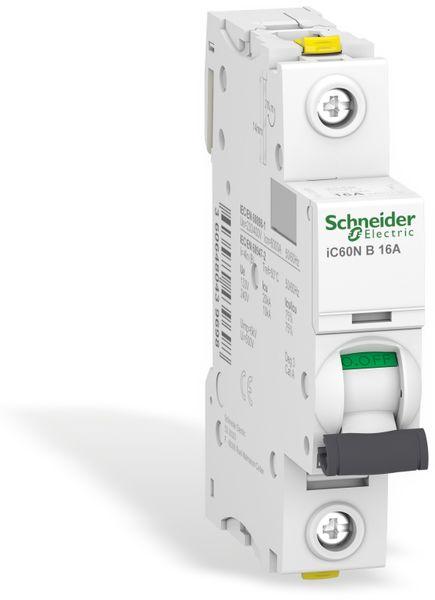 Leitungsschutzschalter SCHNEIDER A9F03116, iC60N, B, 16A - Produktbild 1