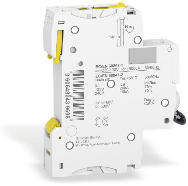 Leitungsschutzschalter SCHNEIDER A9F03116, iC60N, B, 16A - Produktbild 3