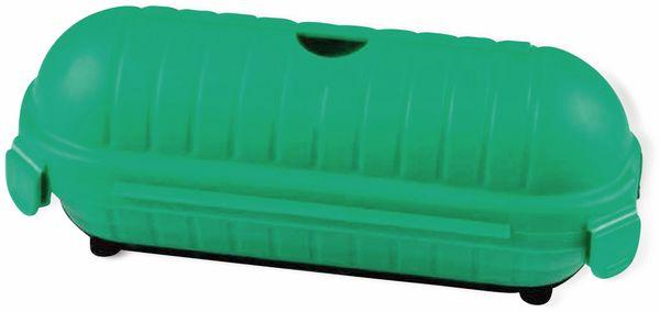 Sicherheits-Box HEITRONIC 21050, IP44, grün