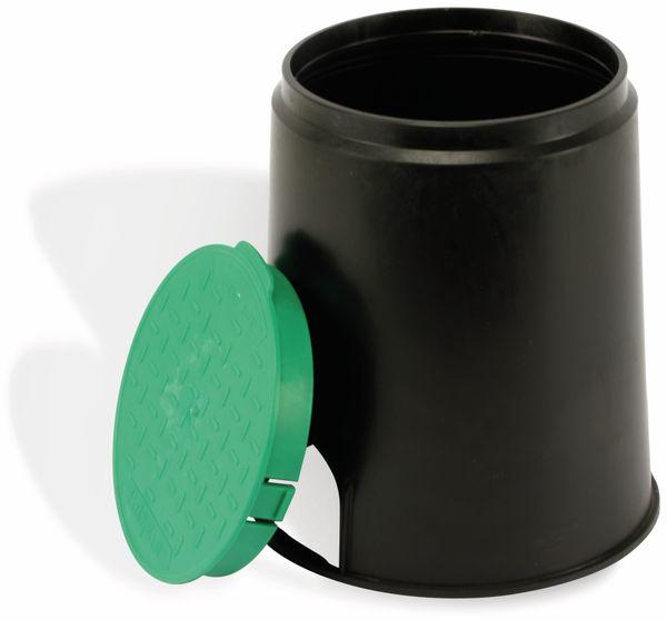 Bodeneinbaudose HEITRONIC 21036 - Produktbild 3