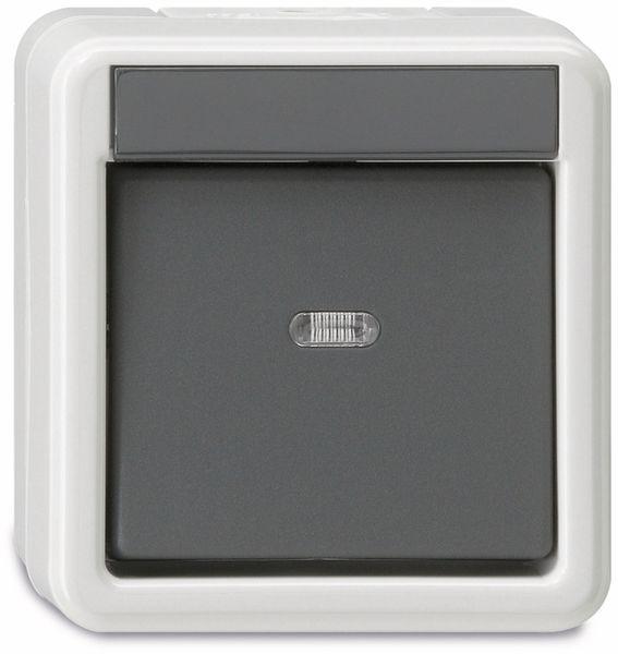 Feuchtraum-Wechselschalter GIRA 010630