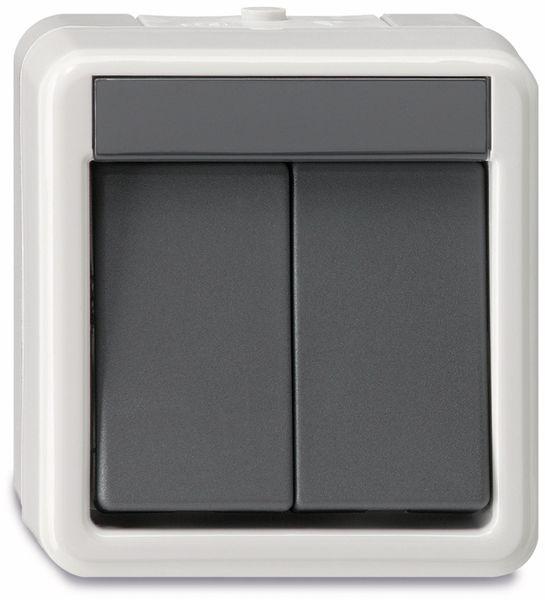 Feuchtraum-Serienschalter GIRA 010530