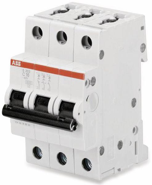 Leitungsschutzschalter ABB S203-C25, C, 25 A