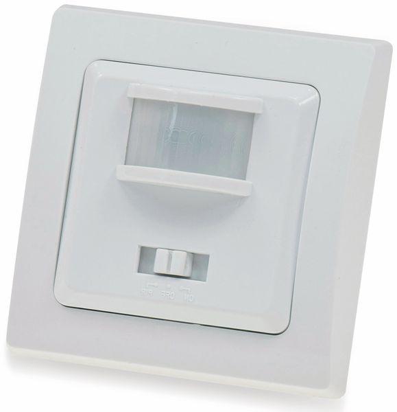 Bewegungsmelder DELPHI, 400 W, 160°, LED geeignet, weiß - Produktbild 2