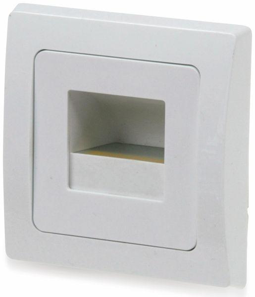LED-Einbauleuchte DELPHI, 3000k, ww, 110 lm, EEK A+