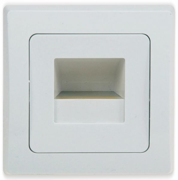 LED-Einbauleuchte DELPHI, 3000k, ww, 110 lm, EEK A+ - Produktbild 2