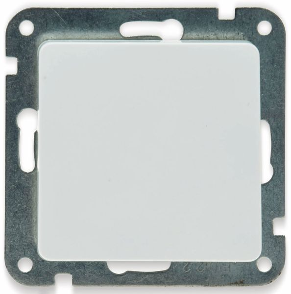 Wechselschalter DELPHI, Klemmanschluss, 10A/250V, weiß