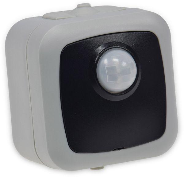 Feuchtraum-Bewegungsmelder, IP44, AP, 500 W, 250 V - Produktbild 2