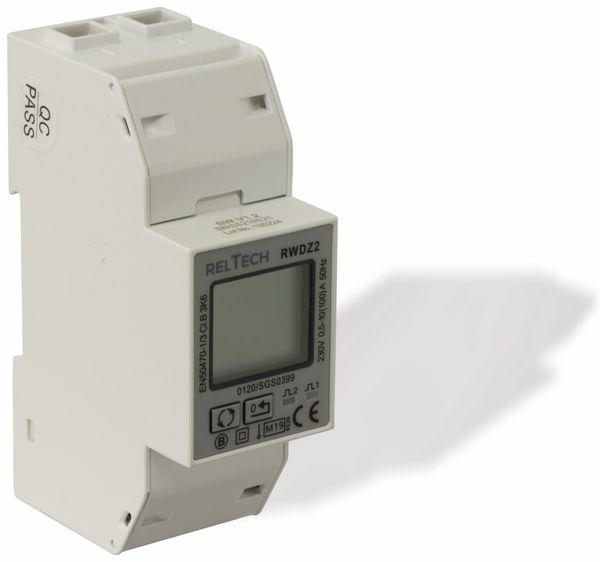Wechselstromzähler RELTECH RWZD2-MID