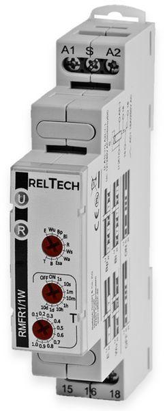 Zeitrelais RELTECH RMFR1, 1 Wechsler, 10 Funktionen