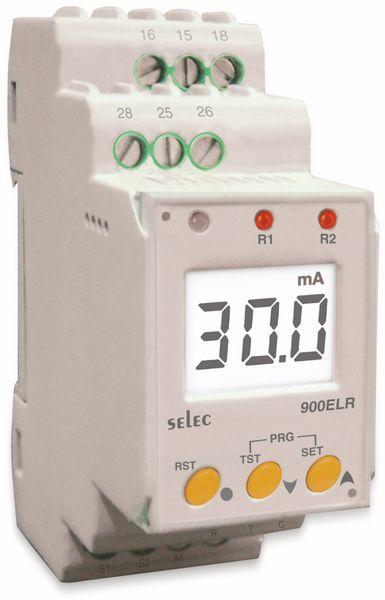 Erdschluss-Schutzrelais SELEC 900ELR-2