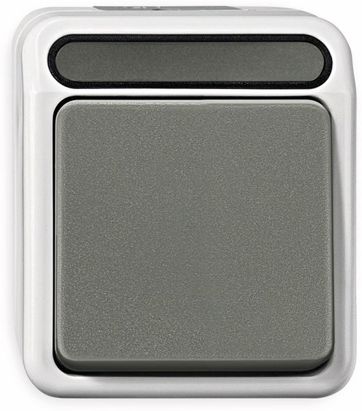 Feuchtraum-Schalter MERTEN MEG3117-8029, Kreuzschalter