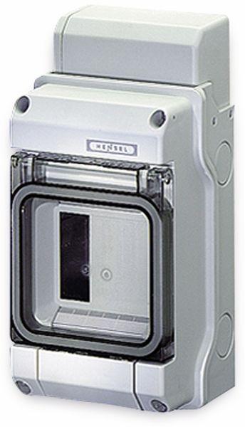 Feuchtraum-Kleinverteiler HENSEL KV 9103, 1-reihig, 3 TE, IP65