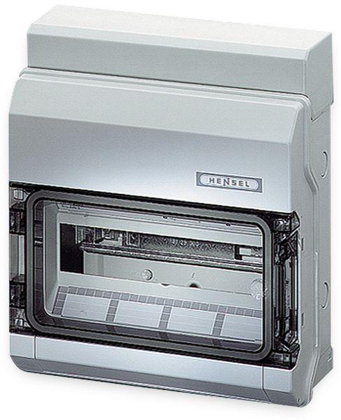 Feuchtraum-Kleinverteiler HENSEL KV 9112 NT, 1-reihig, 12 TE, IP65