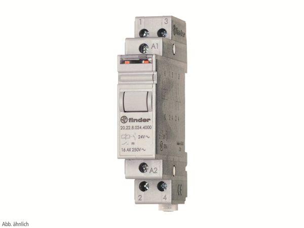 Stromstoß-Schalter FINDER, 16 A, 230 V, 20.22.8.230.4000
